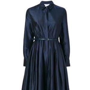 Navy Blue MaxMara Dress